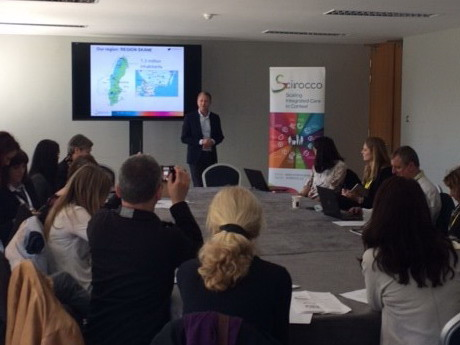 First SCIROCCO focus group held in Dublin (ICIC 2017)