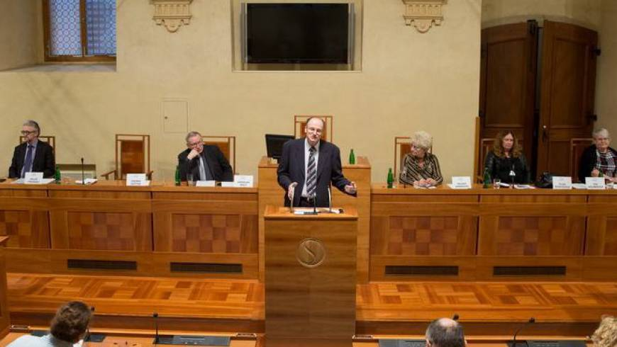 B3-Maturity Model presented to the Czech Senate