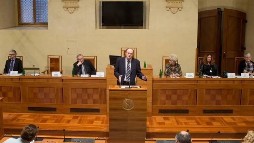 B3-Maturity Model presented to the Czech Senate