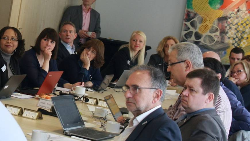 SCIROCCO joins the EHTEL Innovation Initiative in Brussels