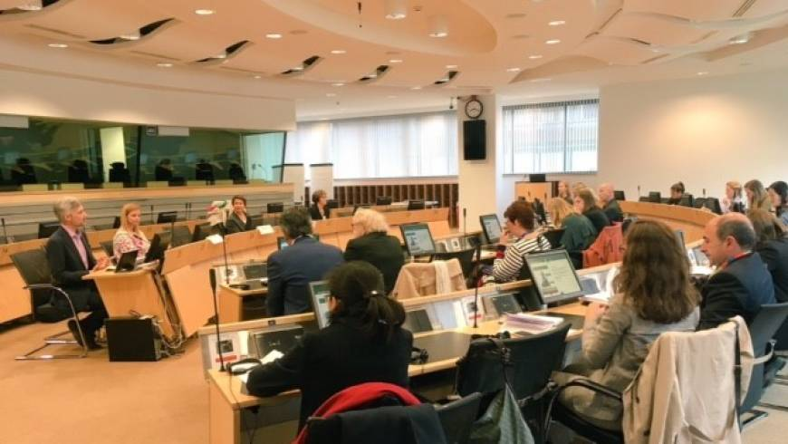 SCIROCCO presented to the Committee of the Regions