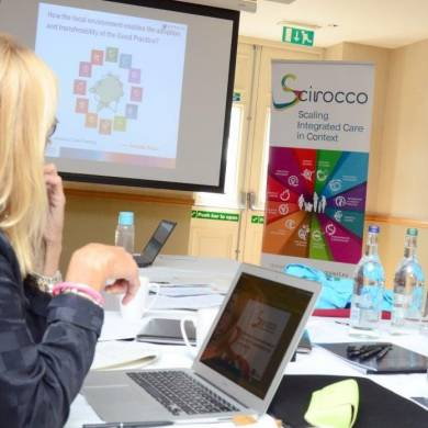 Nearly at the end – SCIROCCO Final Project Assembly Meeting in Scotland