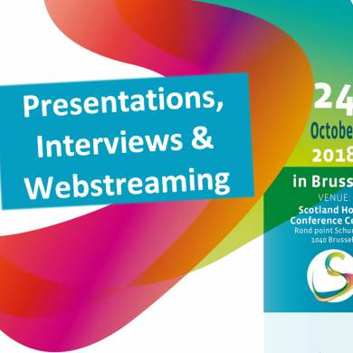 Watch Recorded Livestream! SCIROCCO Final Conference on scaling up of integrated care in Europe, 24 Oct 2018 in Brussels