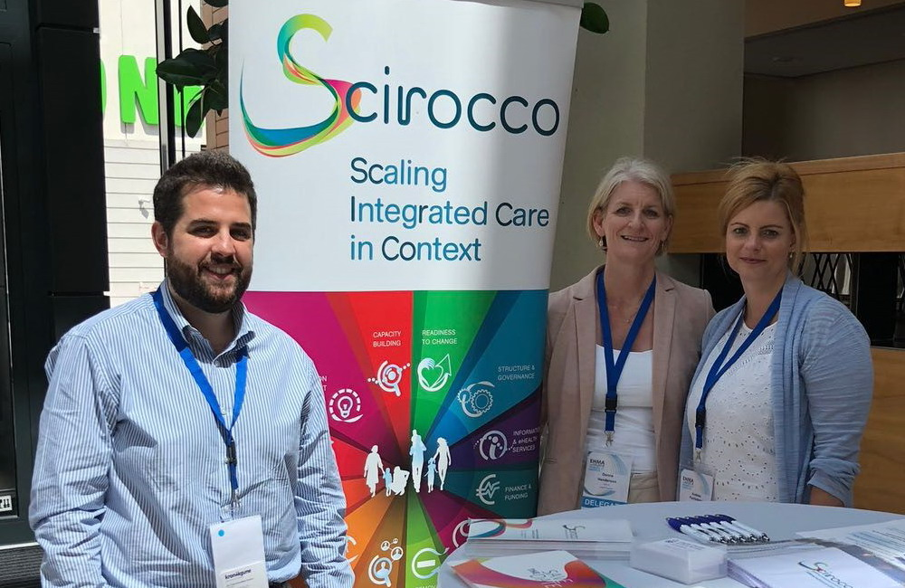 SCIROCCO at EHMA 2018 Annual Conference in Budapest